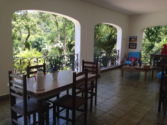 Sitio Arariba: al fresco space