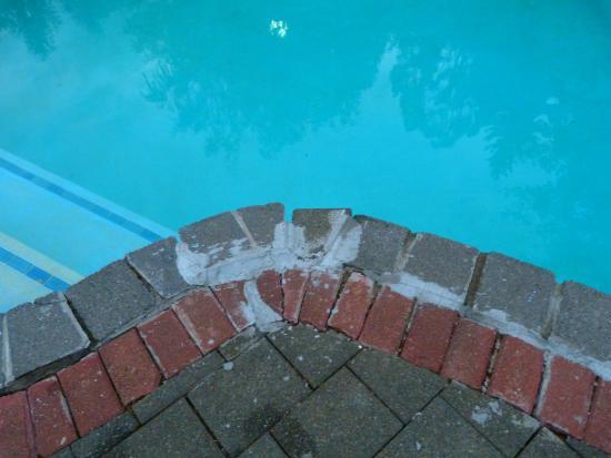 Swiss-Belresort Coronet Peak: Pool Tiles!