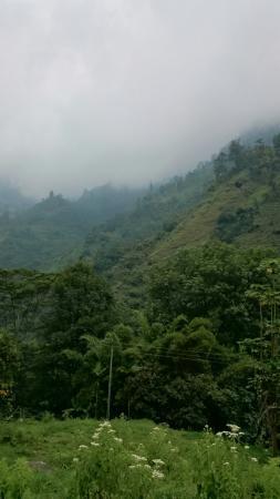 Ibague, Kolombiya: Las Montañas de Combeima