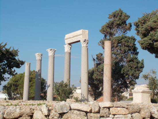 Zamek Byblos