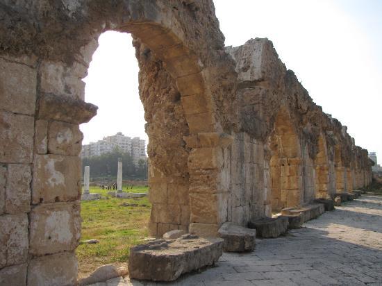 Tyre: aqueduct
