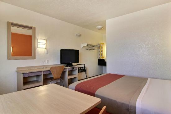Motel 6 Abilene: Guest Room