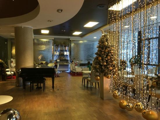 roseo euroterme wellness resort piano bar