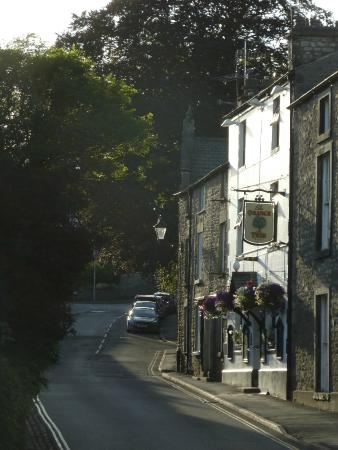 The Orange Tree: Quiet part of town