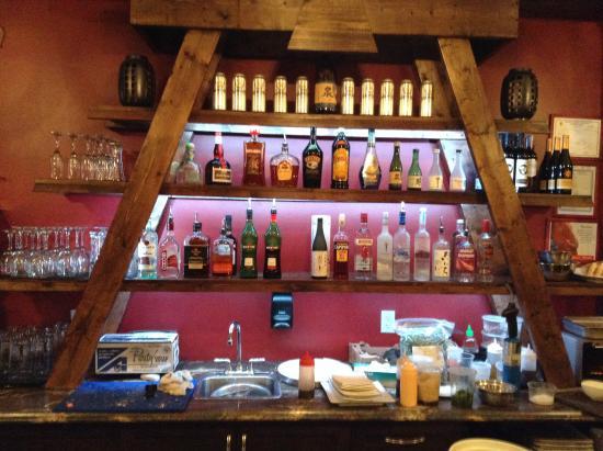 Sushi Guru : The bar