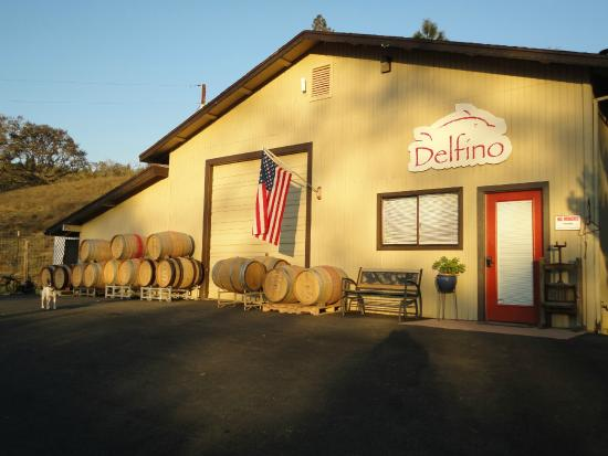 Roseburg, OR: Delfino Winery