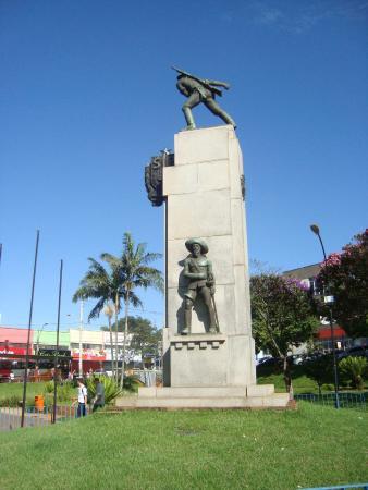 Praça dos Voluntários