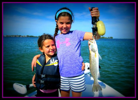 Reelin & Chillin Charters Inc - Private Sails: Just to Cute