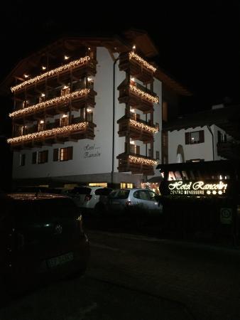 Romantic Charming Hotel Rancolin : ottimo albergo