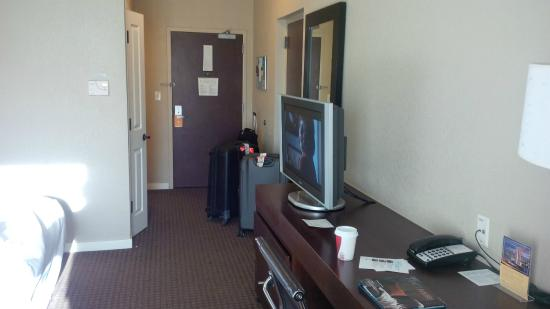 HYATT house Sterling/Dulles Airport-North : View of the room from window