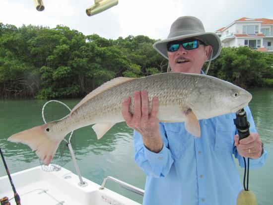 Reelin & Chillin Charters Inc - Private Sails: Big Redfish