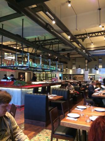 El Nacional Restaurante de Fuegos