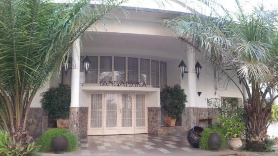 Restaurant Tanganyika : Front