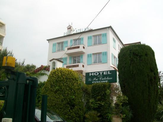 Hotel Le Pre Catelan : Hotel Le Pre Catalan in Juan-les-Pins