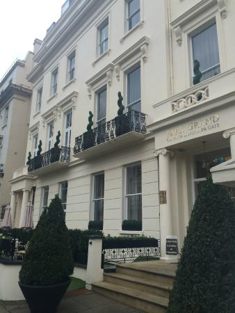 street view picture of park grand london lancaster gate. Black Bedroom Furniture Sets. Home Design Ideas