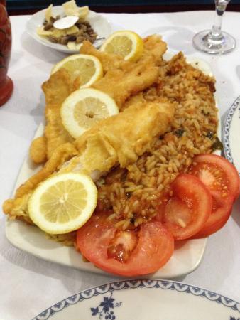 Cantinho Do Bem Estar: pesce bianco