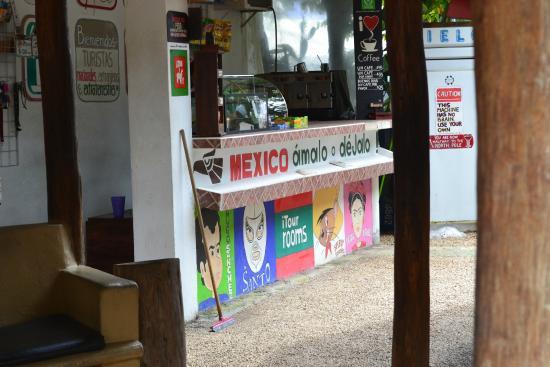 Itour Mexico: Colazione