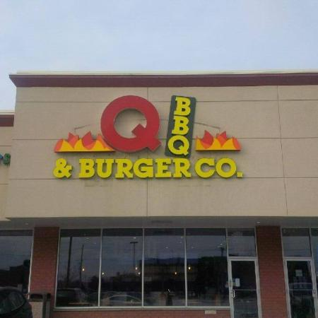 Photo of BBQ Joint Q BBQ & BURGER CO. at 36 Northfield Dr E, Waterloo N2L 6A1, Canada