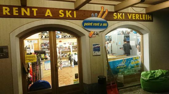 Point Rent a Ski