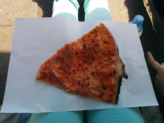 Pizza Al Volo : Pizza prosciutto