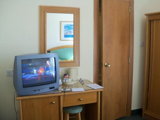 Hotel Fortina: tv