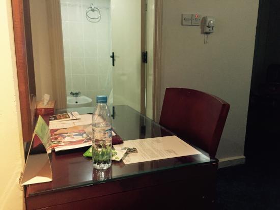 Ramee International Hotel Dubai: room
