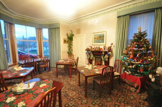 Glengarry Guest House: Breakfast Room