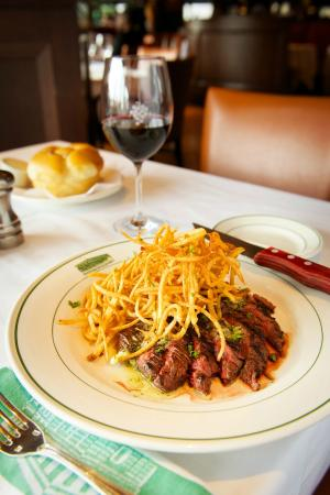 Smith & Wollensky - Philadelphia: Steak Frites