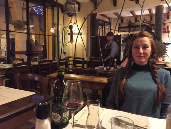 Ristorante Taverna Mascarella: Siamo stati qui più volte e non abbiamo mai avuto che esperienze estremamente positive. Il menù