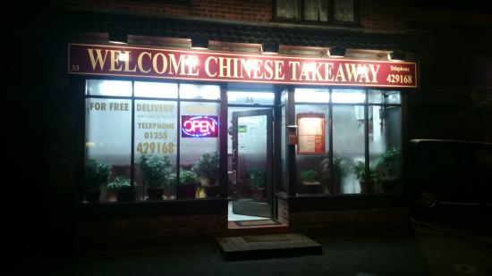 The Welcome Chinese