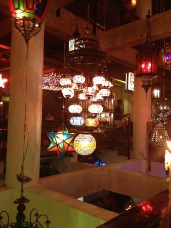 Bazar: Un variopinto lampadario