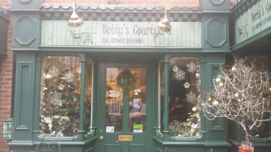 Betty's Courtyard