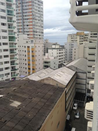 Hotel Vieiras: vista do apto que fiquei netse hotel