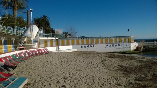 bagni paradiso spiaggia