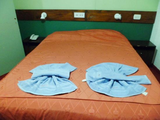 Foto de Hotel Savoia, San Clemente del Tuyú: cuarto nada que ver a ...