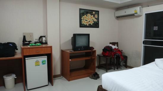 Convenient Resort: Deluxe Room