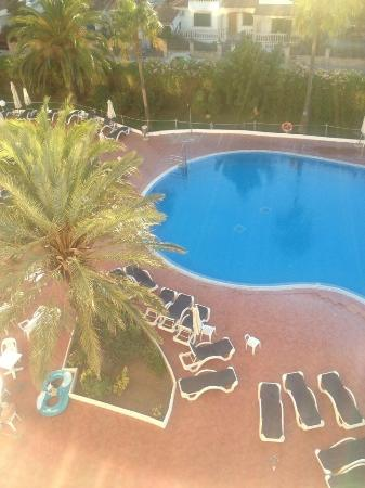 Hotel Aluasoul Alcudia Bay: View from room