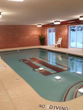 Baymont Inn & Suites Midland: The pool
