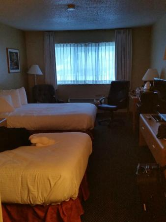 Baymont Inn & Suites Midland: Room 109