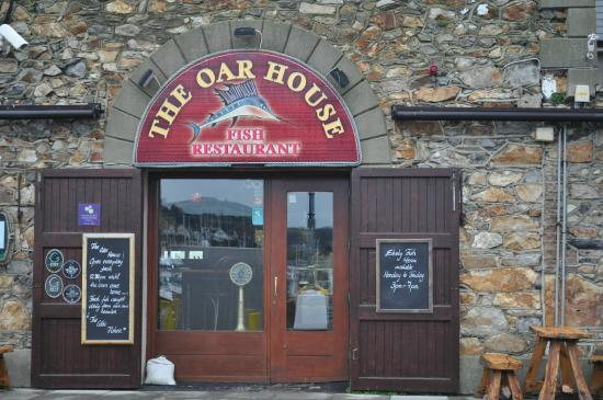 Oar picture of the oar house fish restaurant howth for The fish house restaurant