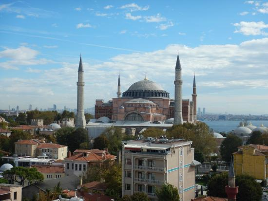 Sultanahmet District: Haghia Sophia