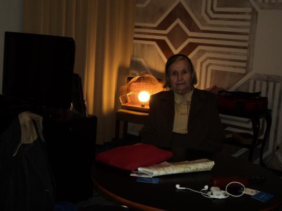 The Art Hotel Vienna: Llegada al Hotel, en habitacion