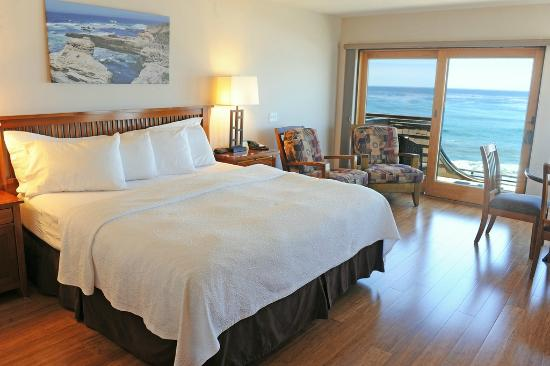 Little Sur Inn : Oceanfront Room