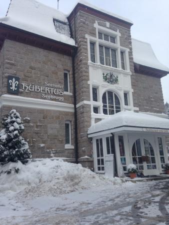 Seehotel Hubertus : Hotel front