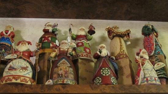 Atmosfera natalizia al caffe Borsari