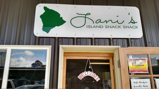 Lani's Island Snack Shack