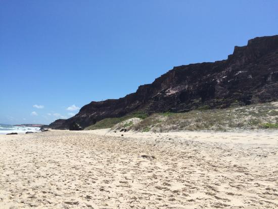 Minas Beach: Praia das Minas