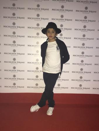 Michlifen Ifrane Suites & Spa: Mamoun