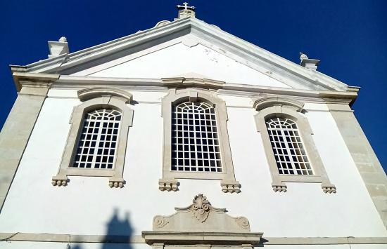 Albufeira's Igreja Matriz