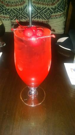 Victoria Gastro Pub: Adult Shirley Temple